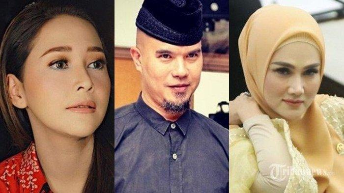 Sama-sama Wanita Spesial Ahmad Dhani, Mulan Jameela & Maia Estianty Masih Bersaudara, Silsilah Bocor
