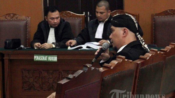Sempat Nyanyi di Kursi Terdakwa, Ahmad Dhani Anggap Tuntutan 2 Tahun Penjara Balas Dendam Kasus Ahok