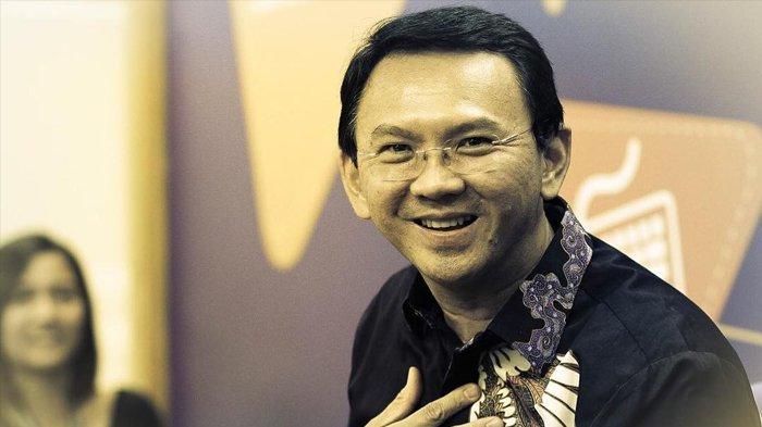 Mantan Gubernur DKI Jakarta Basuki Tjahaja Purnama Atau Ahok Menjabat Komisaris Utama PT Pertamina