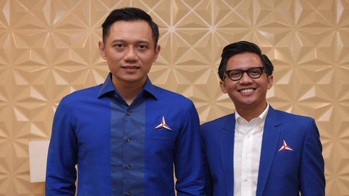 Addinul Ikhsan Diduga Dukung KLB Demokrat di Sibolangit, AHY Tunjuk Tama Jadi Plt Ketua Demokrat OI