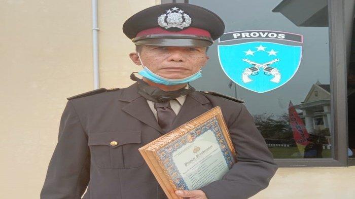 Kesabaran ! Jadikan AIPTU Solahuddin Polisi Terbaik Kedua di Sumsel, Luluhkan Ratusan Lansia di OKU