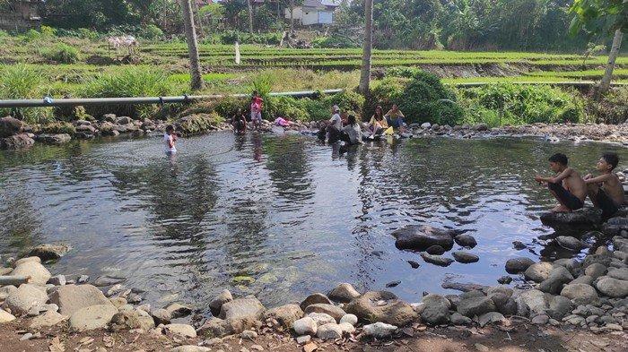 Objek Wisata di Empat Lawang, Ada Air Pemandian Putri, Saking Jernih Dasarnya Kelihatan Jelas