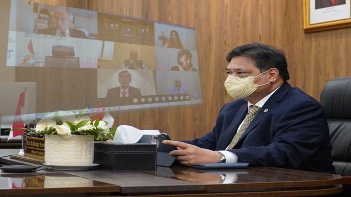 Airlangga: Selamat Kepada Kandidat Doktor, Program Doktor Ilmu Manajemen Universitas Terbuka Jakarta