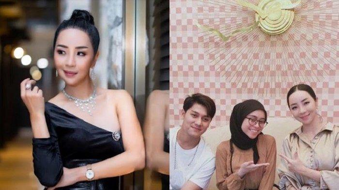 Profll Airyn Tanu, Dulu Orang Biasa Kini Jadi Pengusaha Berlian Terkenal, Teman Lesty Kejora