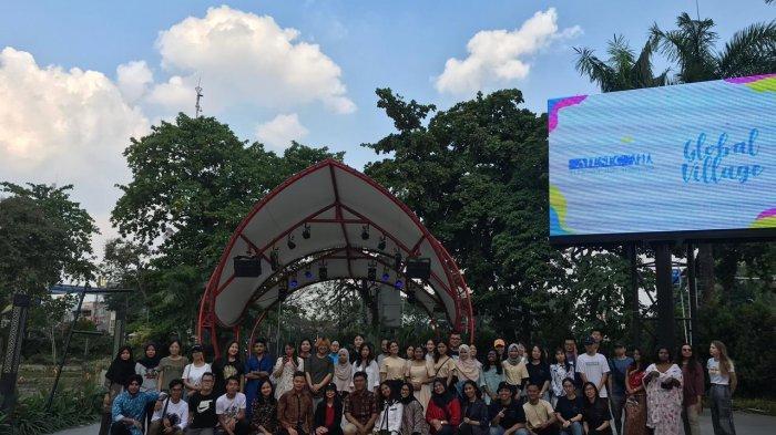 Ajang Global Village di Palembang, Menjadi Ajang Pertukaran Kebudayaan Antar Negara