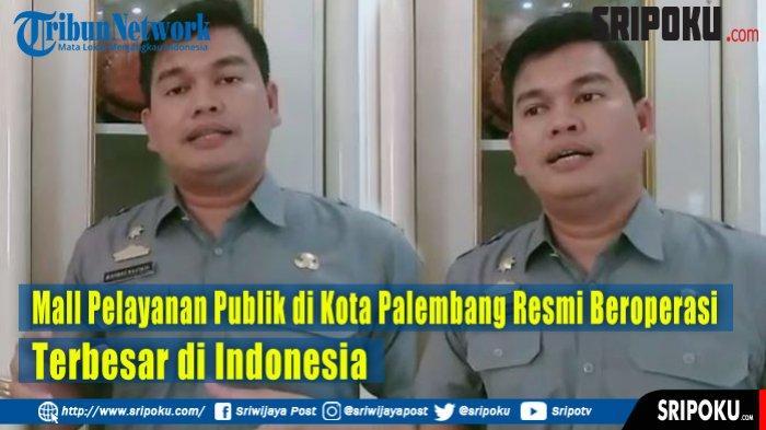 Wawancara Kepala DPM-PTSP Palembang, Akhmad Mustain: MPP Bangun Transparansi Layanan Publik