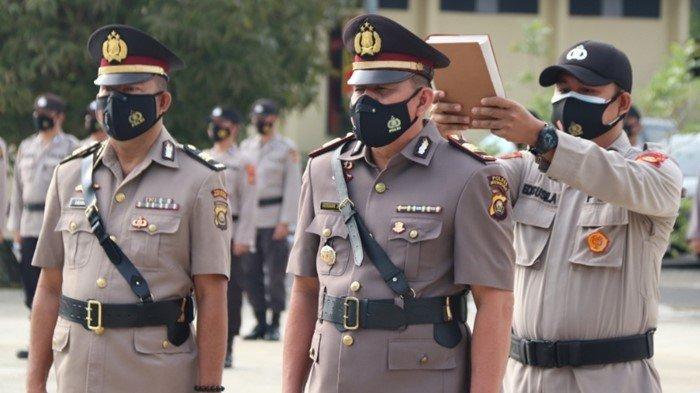 AKP Herman Junaidi Jabat Kasat Narkoba Polres Musi Rawas, Sebelumnya Kapolsek Lais Polres Muba
