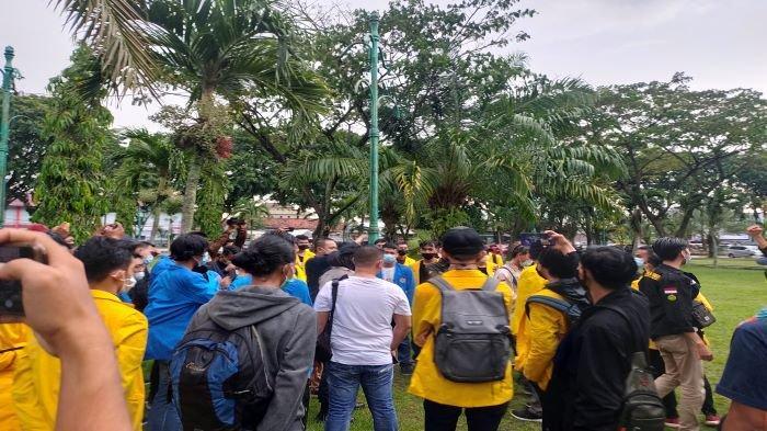 Belum Sempat Aksi Sampai 5 Poin Ini Untuk Peringati May Day, BEM Sumatera Malah Membubarkan Diri