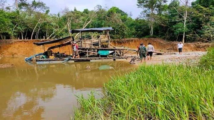 Dompeng Emas Dituding Warga Bikin Sungai Keruh, Bupati Muratara: Beri Kami Waktu