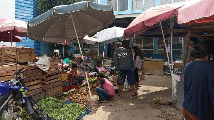 UPDATE Harga Kebutuhan Pokok di Pasar Soak Bato Palembang, Ayam Potong Rp32 Ribu Perkilo