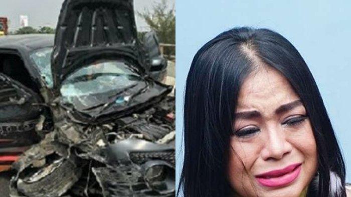 Annisa Bahar Alami Kecelakaan Hebat dan Langsung Posting Ini, Bikin Netizen Nyinyir