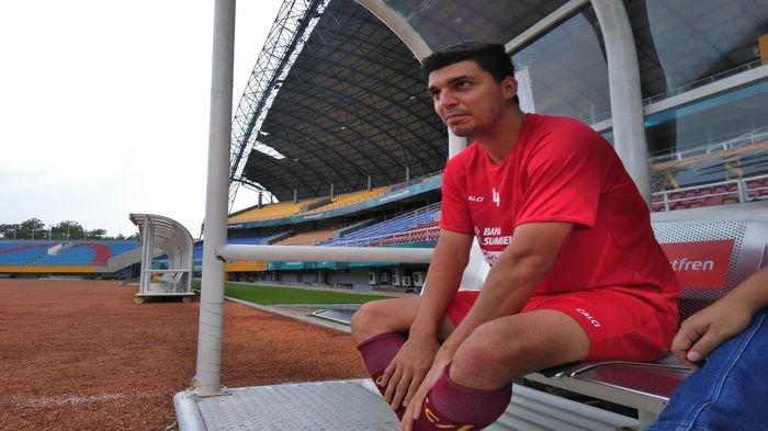 Alan Hendrique Terpaksa Tinggalkan Nasi Goreng Kuliner Indonesia Pasca Sriwijaya FC Degradasi