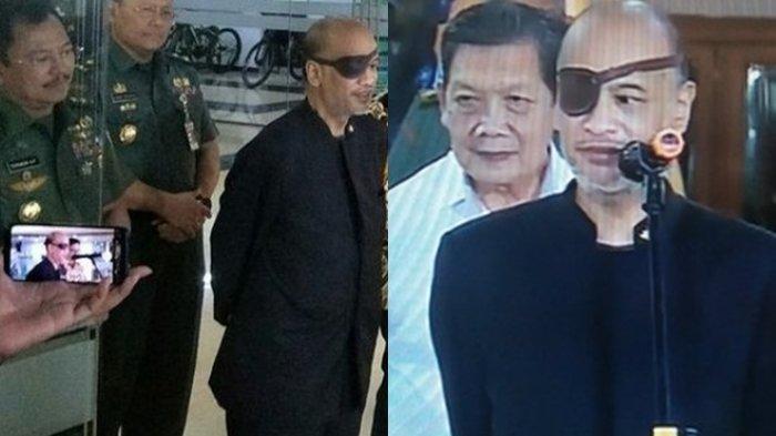 Penampilan Disoroti, Alasan Thareq Kemal Putra BJ Habibie Pakai Penutup Mata Terungkap, Nick Furry?