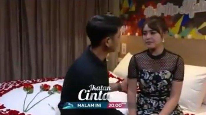 Sedang Berlangsung Sinetron Ikatan Cinta 11 April 2021: Riky Curiga Dengan Rafael, Andin Honeymoon
