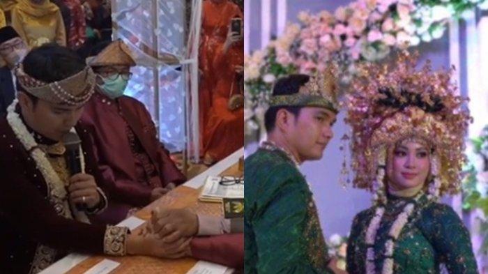 Aldy Taher Resmi Nikahi Salsabillih di Palembang
