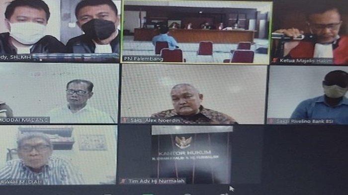 Ini Keterangan Alex Noerdin di Sidang Dugaan Korupsi Masjid Raya Sriwijaya, Jaksa Siapkan Bukti Lain