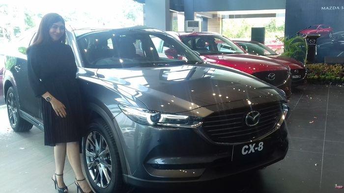 PT Eurokars Motor Indonesia Luncurkan All-New Mazda CX-8 di Palembang, Lihat Kemewahan dan Harganya