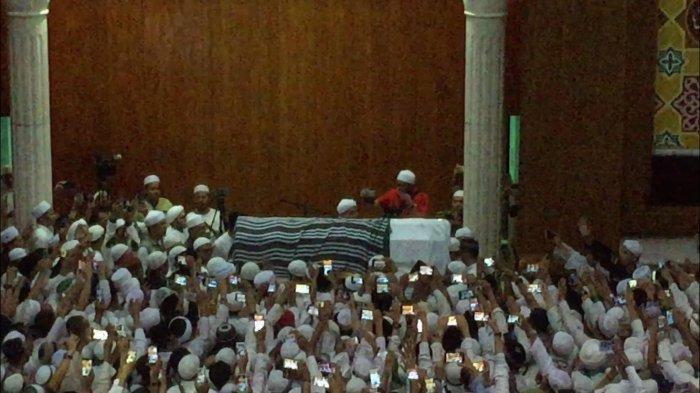 Ustaz Arifin Ilham Wafat - Ahok : Turut Berduka Cita atas Meninggalnya Pendiri Pesantren Az Zikra