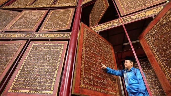 Tips agar Khatam Baca Alquran atau Tamat Baca Alquran Selama Bulan Suci Ramadan