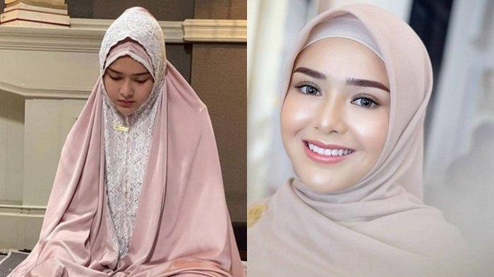 Kenakan Hijab dan Jual Hijab, Amanda Manopo Jadi Mualaf?