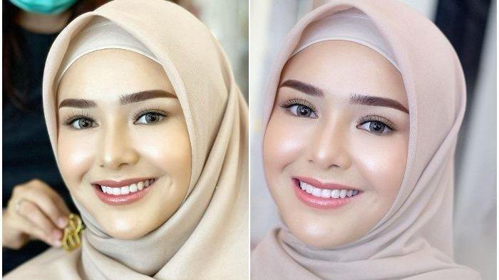 BIKIN MATA Lelaki Tak Berkedip, Amanda Manopo Bikin Kejutan Kenakan Hijab:'Cantik Banget ya Allah'