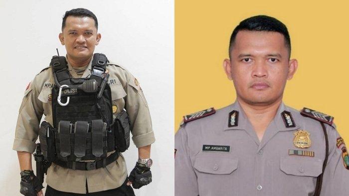 SIAPA Sosok Bripka MP Ambarita, Polisi yang Terkenal di Jalanan, Pernah Bekerja di Perusahaan Cat