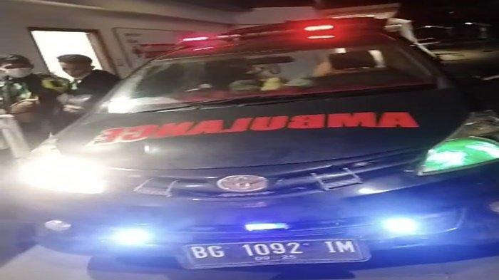 Ambulans Dibegal saat Pulang dari Jambi ke Sungai Lilin, 6 Pelaku Ngaku Leasing