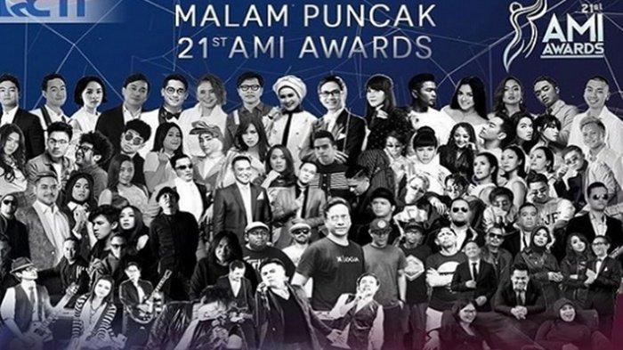 27 November  Penghargaan Anugerah Musik  Kembali Digelar Menghadirkan 2971 Karya Musisi di Tanah Air