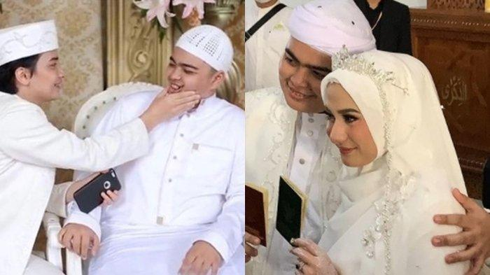 Ammer Azzikra Resmi Menikah, Alvin Faiz Dampingi Adik saat Ijab, Sumringah Pamer Ciuman Pertama
