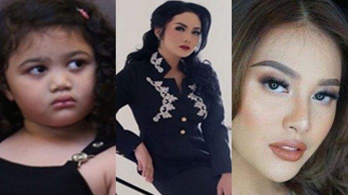 Mirip Krisdayanti, Inilah Amora Putri Raul Lemos Punya Bakat Nyanyi, tak Kalah dari Aurel Hermansyah