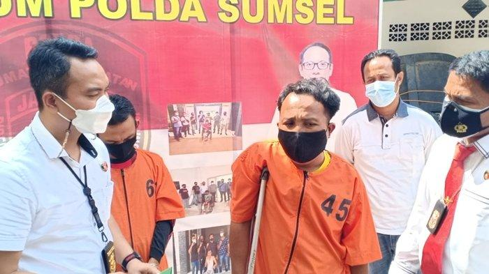 Anak Polisi Korban Jambret Pecandu Judi Slot, Pejambret di Jalan Naskah Palembang Ternyata Spesialis