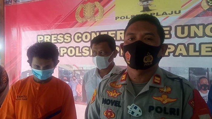 Tidak Ada Uang untuk Berobat Anak Sakit Step, Pemuda di Palembang Gelapkan Motor Paman
