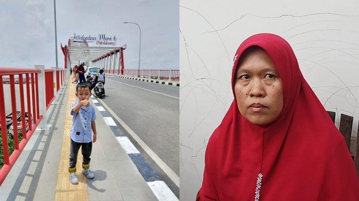 Bocah 4 Empat Tahun Diculik Saat Ibu Menyusui Adik korban, Sebut Tak Ada Konflik dengan Orang Lain