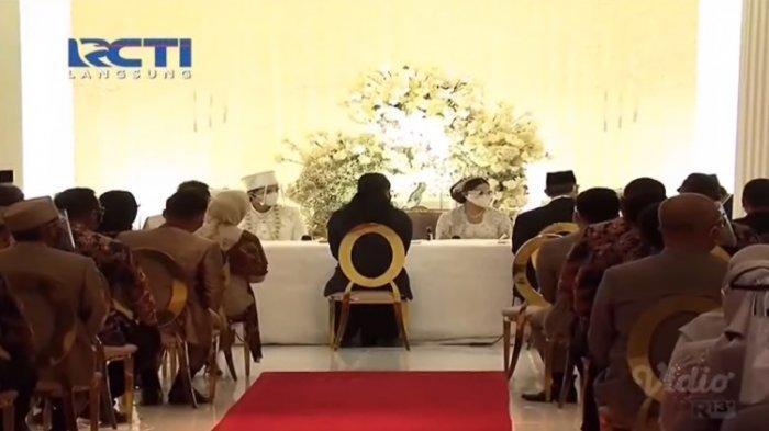 Anang Gugup Lupa Jabat Tangan Atta, Aurel & Atta Halilintar Resmi Menikah, Atta Nangis Usap Mukanya