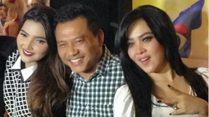 Anang Hermansyah, Syahrini, Ashanty.
