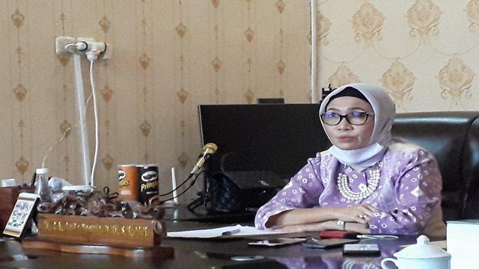 Reaksi Ketua DPRD Sumsel RA Anita Noeringhati Saat Tahu Sumsel 10 Besar Termiskin di Indonesia