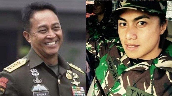 Sikap Aprilia Manganang di Kowad Terkuak, Kini Jadi Pria: Jenderal Andika Perkasa Tanggung Jawab