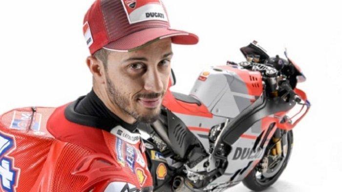 Dokter Bedah Optimistis Pembalap Ducati Andrea Dovizioso Bisa Pulih Tepat Waktu