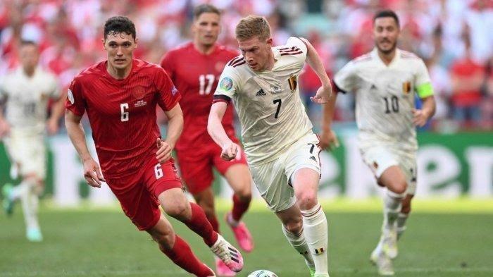 Hasil Euro 2020 Grup: Ledakan Dinamit Denmark Ciptakan Keajaiban, Finlandia Butuh Mukjizat