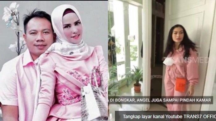 ANGEL Lelga Akhirnya Penjarakan Mantan Suami, Tak Terbukti Berzinah dengan Pria Lain:4 Bulan Penjara