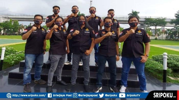 Anggota Jatanras Polda Sumsel Pimpinan Katim Heri Gondrong