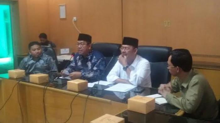 Anggota Komisi 8 DPR RI Iqbal Romzi Serap Aspirasi Kemenag Sumsel