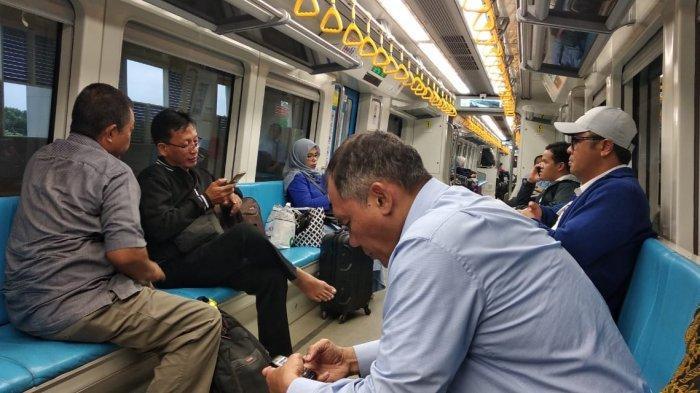 Jadwal LRT Palembang di Bandara SMB II tidak Sampai Malam, Ini Komentar Anggota Komisi V DPR RI