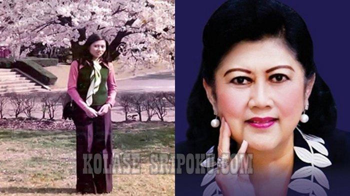 9 Potret Cantiknya Masa Muda Ani Yudhoyono Sampai Menikah dengan SBY dan Jadi Ibu Negara
