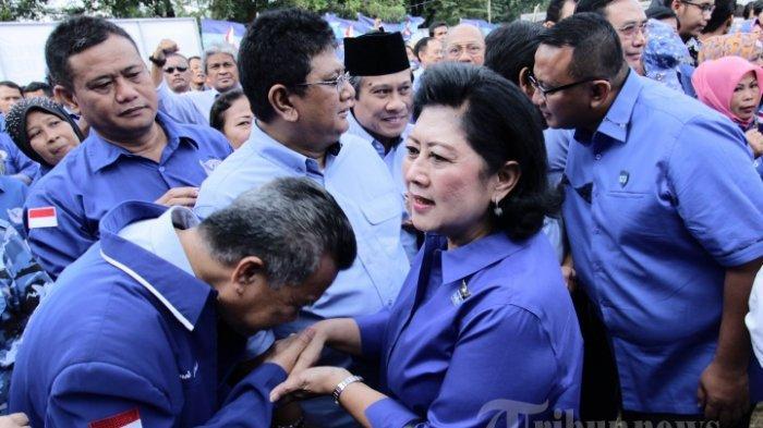 Gede Pasek Tolak Tawaran SBY Minta Ibu Ani Jadi Ketum Demokrat : Masuk Rekor Muri