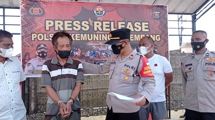 Berebut Proyek Pengamanan di Kelurahan Pipa Reja Palembang, Dua Saudara Aniaya Tetangga Sendiri