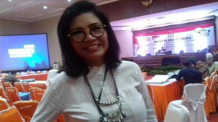 Golkar Pastikan Raih 13 Kursi untuk Ketua DPRD Sumsel,  Anita: No Coment Soal Siapa Orangnya