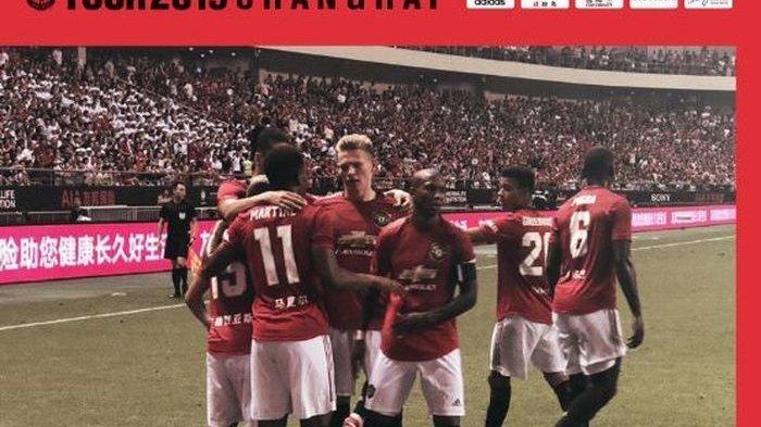 Selama Tahun 2020, Manchester United adalah Tim di Zona Degradasi