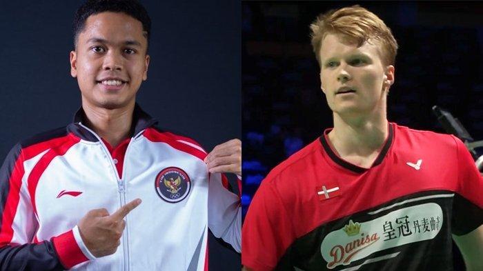 SEDANG BERLANGSUNG, Live Streaming Badminton Olimpiade Tokyo 2020 Anthony Ginting di Perempat Final