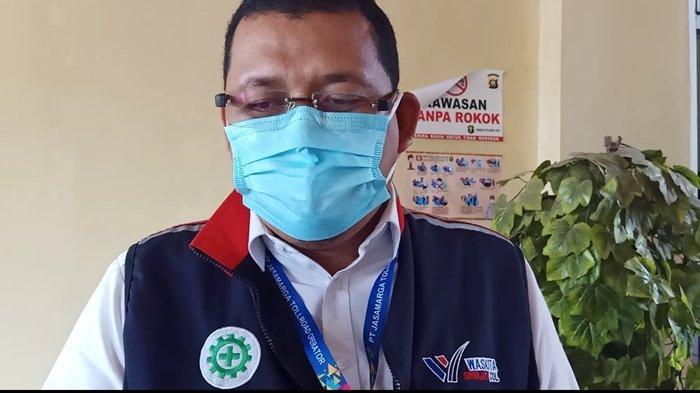 Ruas Tol Kayuagung- Palembang Tak Lakukan Rapid Test Antigen ke Pengendara di Libur Nataru 2021